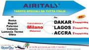Air Italy - connecting MXP