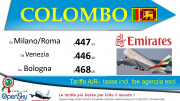 COLOMBO - EMIRATES